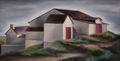 Thomas Flavell – White Barn