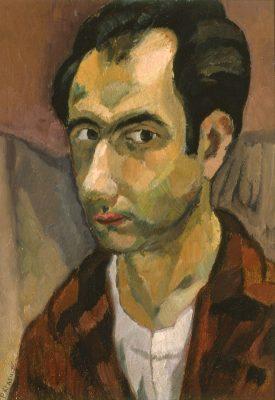 Peter Krasnow - Self Portrait