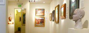 Spencer Helfen Fine Arts interior