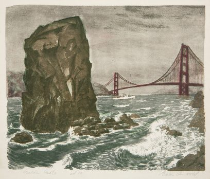 Victor Arnautoff – Golden Gate
