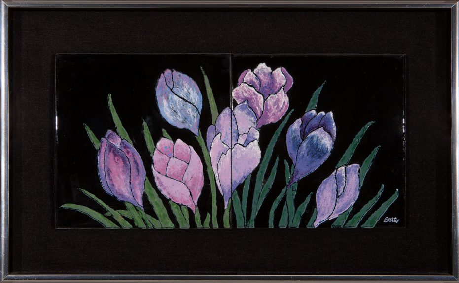 Betty F. Helfen - Tulips