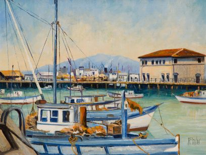 Herman E. Lauter – Fisherman's Wharf