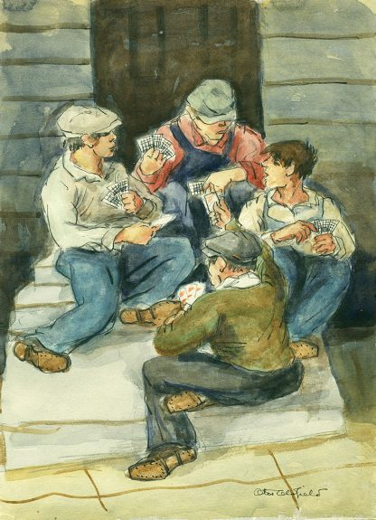 Otis Oldfield - Telegraph Hill Kids