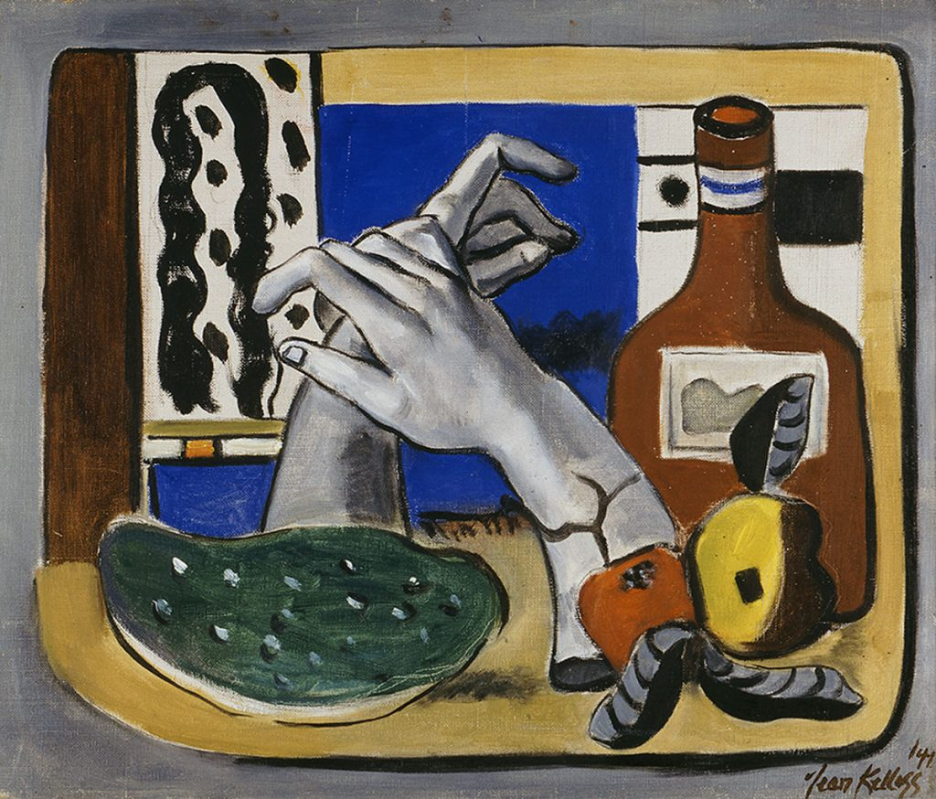 Jean Kellogg - Homage-to-Leger