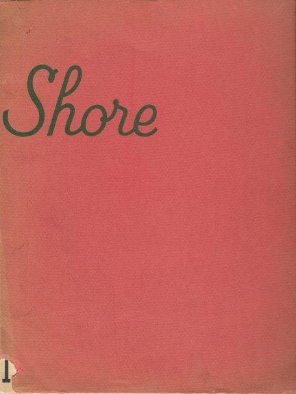 Henrietta Shore by Merle Armitage, 1933