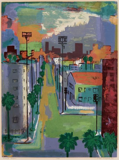 Ginger Osgood – Gower Street