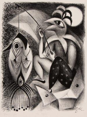 Zena Kavin - The Osprey