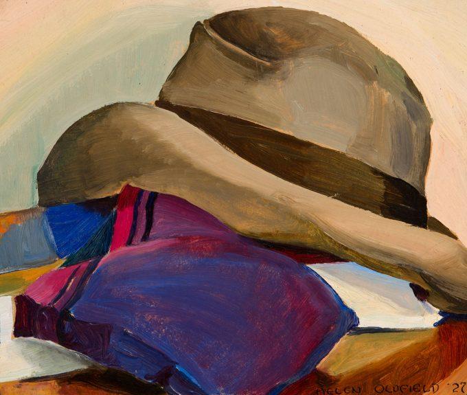 Helen Clark Oldfield - The Hat