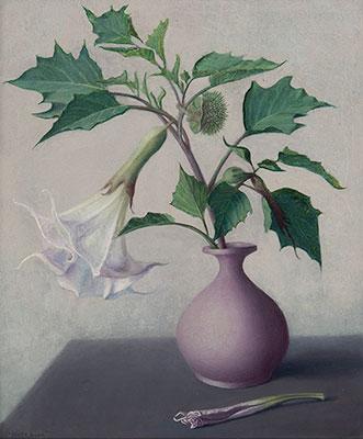 Leslie Buck, Jimson Weed, Ca. 1935