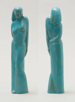 Mildred Geisendorfer - Standing Nude