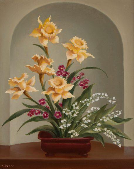 Stanislaus Poray - Daffodils