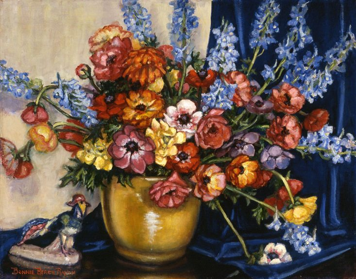 Bonnie Beach Ryan - Floral Still Life