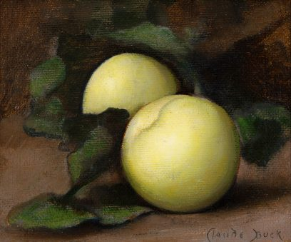 Claude Buck – Apples