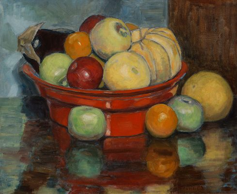 Helen Forbes - Fruit Bowl