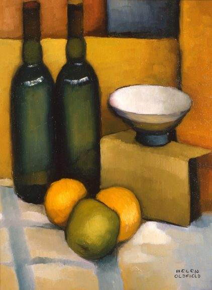 Helen Clark Oldfield - Two Bottles