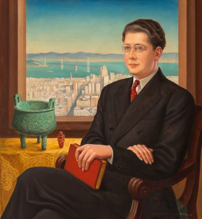 Stanislaus Poray – Portrait of Philip G. Bentz, Jr.