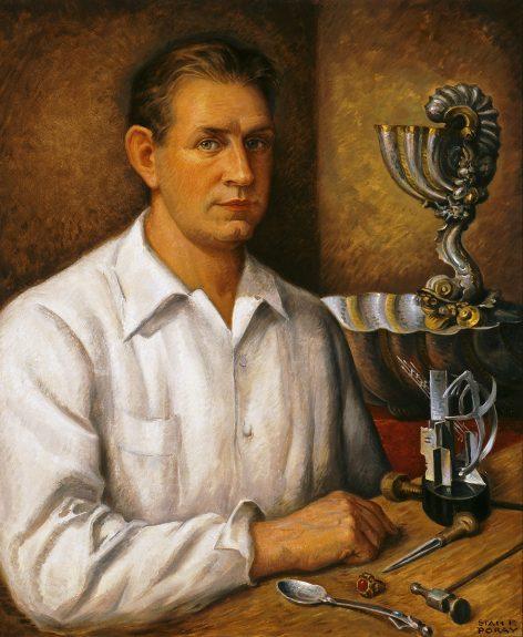 Stanislaus Poray - Paval the Silversmith