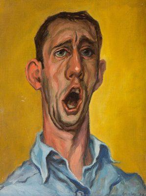 Oliver Grimley - Self Portrait
