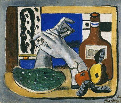 Jean Kellogg - Homage to Fernand Léger
