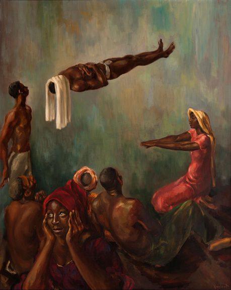 Robert Kennicott - Levitation