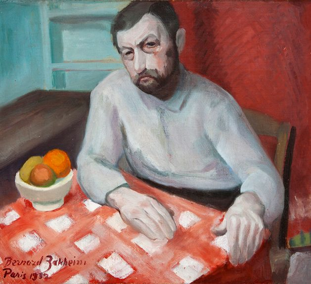 Bernard Baruch Zakheim - The French Servant