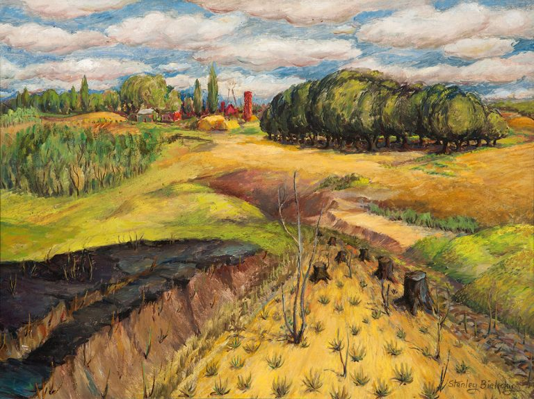 Stanley Bielecky - Landscape