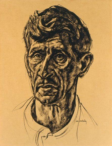 Francis de Erdely - Portrait of Conrad Buff