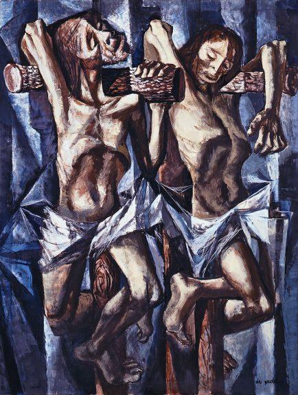 Francis de Erdely - Untitled (Unjust Punishment)