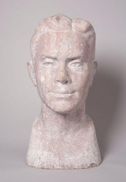 Nina Saemundsson – Head of a Man