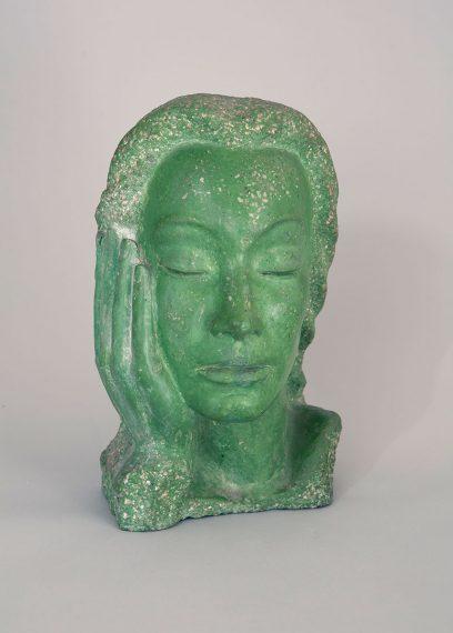Nina Saemundsson – Head of a Woman