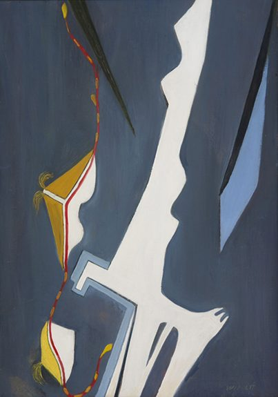 """Aage Christian """"Jack"""" Wiboltt - Abstract"""