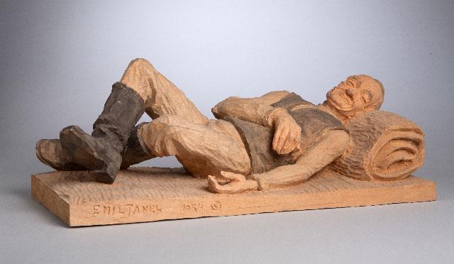 Emil Janel - Sleeping Man