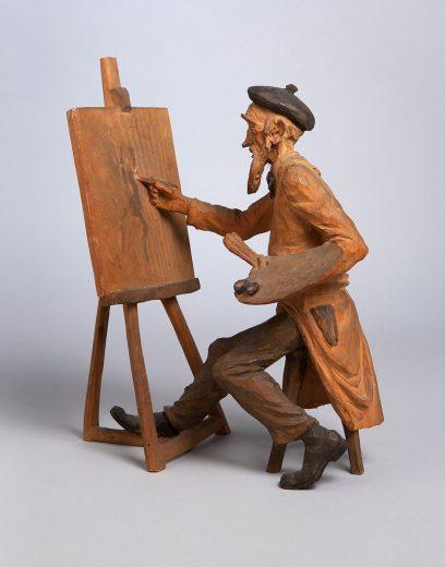 Emil Janel – The Artist