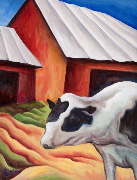 Jeffrey Kirby - Last in the Barn