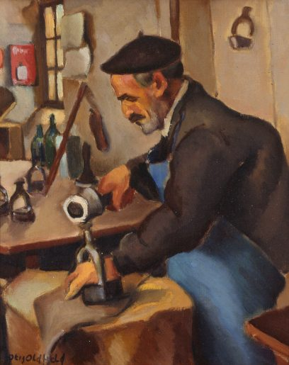 Otis Oldfield – Old Shoemaker