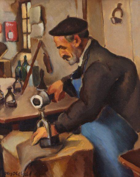 Otis Oldfield - Old Shoemaker