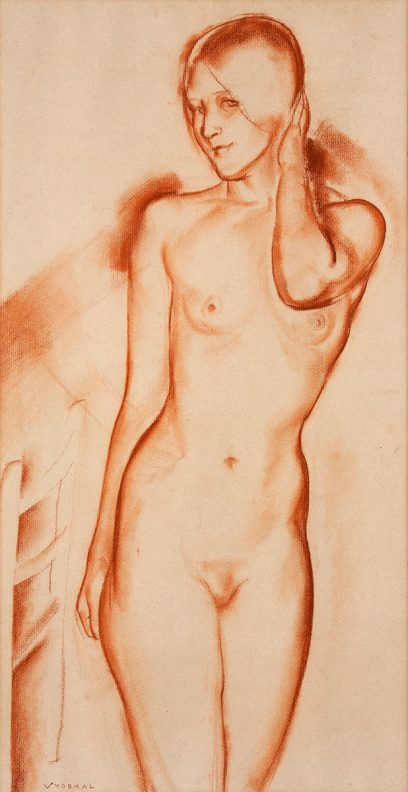 Edouard Vysekal – Nude