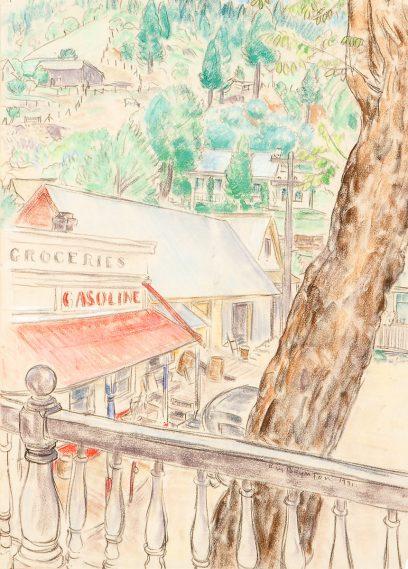 Raymond Boynton – Untitled (Grocery Store)