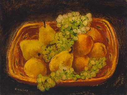 Russell Cowles – Pears and Grapes