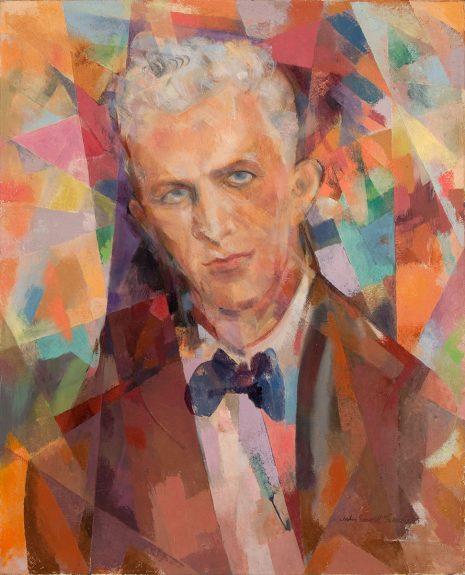John Emmett Gerrity - Portrait of Dr. Gustave B. Henno