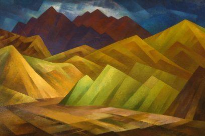 Raymond Leroy Hill – Death Valley Pattern