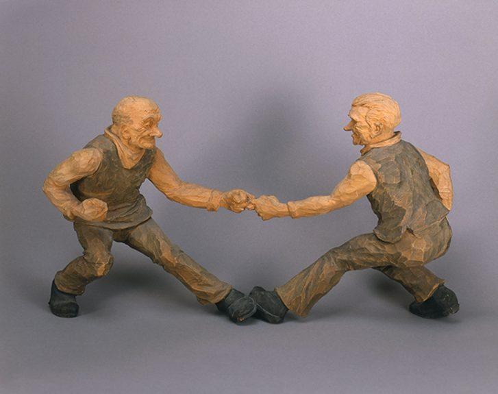 Emil Janel - The Finger Wrestlers