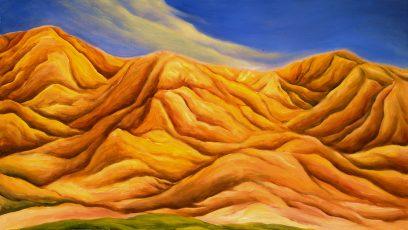 Jeffrey Kirby – Morning Mountains #2