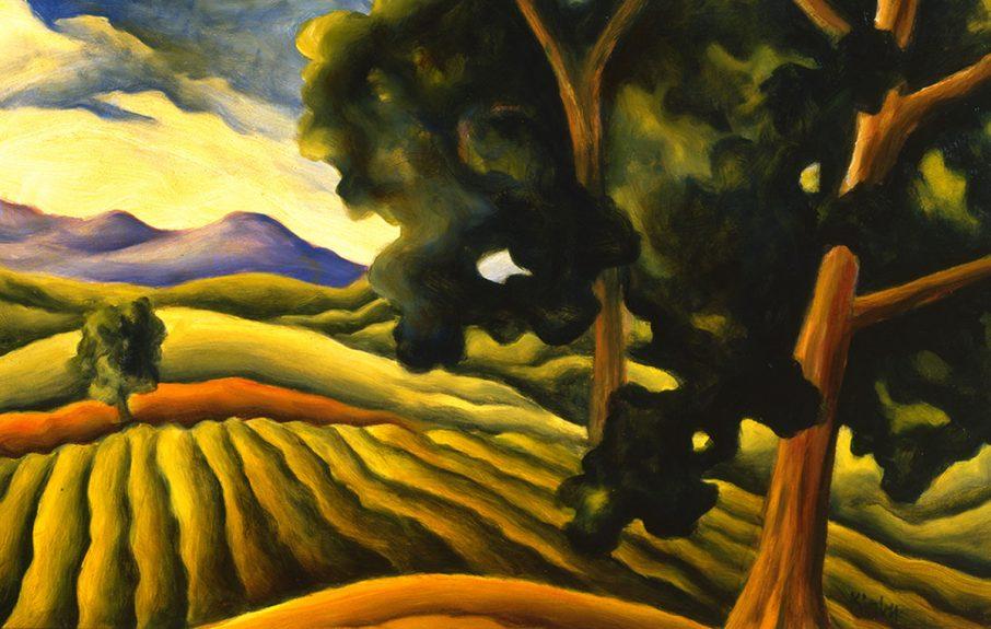 Jeffrey Kirby - Near the Vineyard