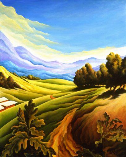 Jeffrey Kirby – The Road Around