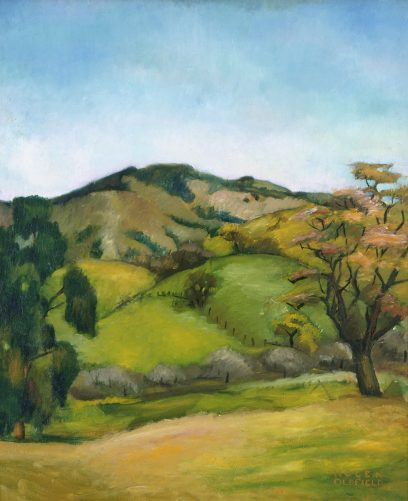 Helen Clark Oldfield – Marin Hills – Spring
