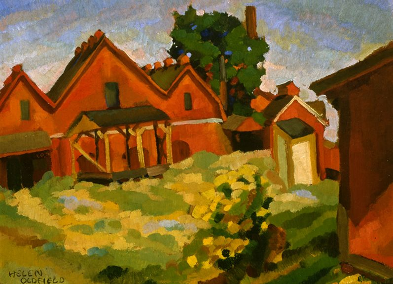 Helen Clark Oldfield - Winery at Fulton (Sonoma County)