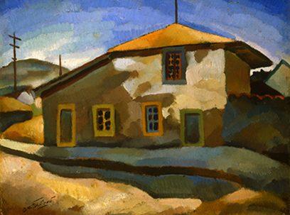 Otis Oldfield – Old Hall of Records – Monterey