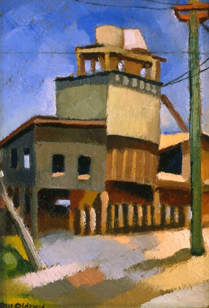 Otis Oldfield – Pratt's Sand Works – River View