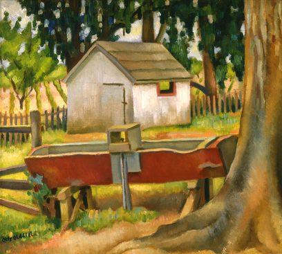Otis Oldfield – Water Trough